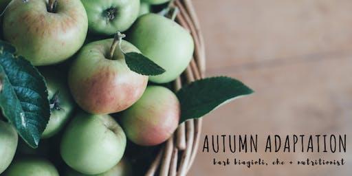 Autumn Adaptation
