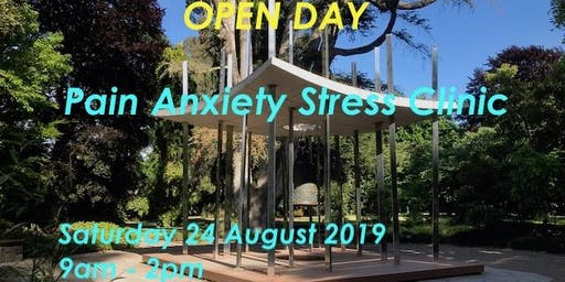Open Day - At the Pain Anxiety Stress Clinic