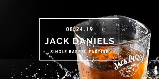 Jack Daniels Single Barrel Tasting