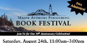 Maine Authors Publishing Book Festival