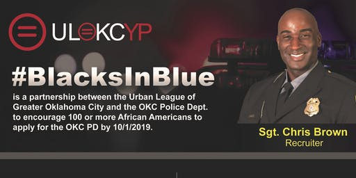 #BlacksInBlue Forum and Police Recruiting Event