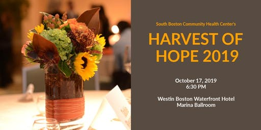Harvest of Hope 2019