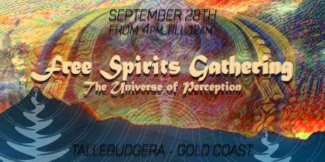 Free Spirits Gathering 2019 tickets