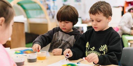Three Year Old Kindergarten Workshop
