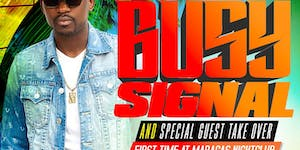 BUSY SIGNAL AND SPECIAL FRIENDS TAKE OVER AT MARACAS NI...