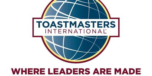 Toastmasters Meeting - Learn to Improve Your Communication