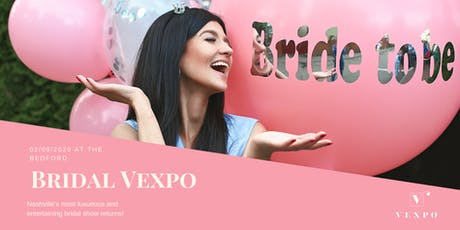 Bridal Vexpo Wedding Show in Nashville tickets