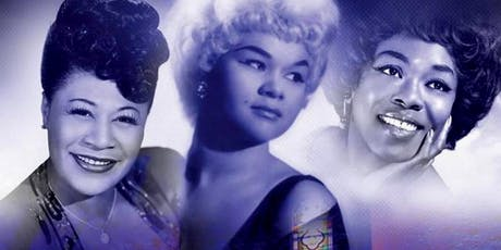 Jazz Queens – The Music of Ella Fitzgerald, Etta James & Sarah Vaughan tickets