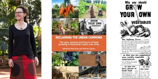 Reclaiming the Urban Commons with Andrea Gaynor