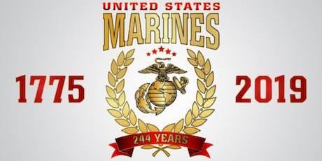 Bravo Company's 2019 U.S. Marine Corps Ball tickets