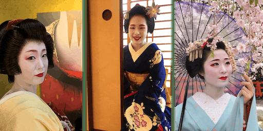 Real Geisha, Real Stories (Engagement #1)