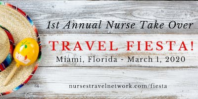 The Nurses Take Over - Travel Fiesta