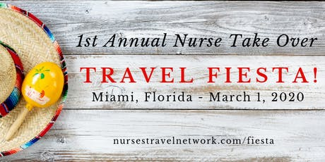 The Nurses Take Over - Travel Fiesta tickets
