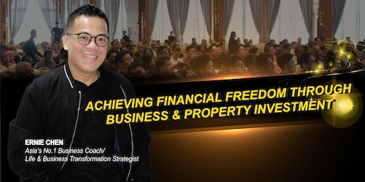 Achieving Financial Freedom through Business & Property Investment Training