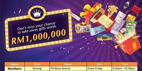 PG Group Branch Weekly Meeting tickets