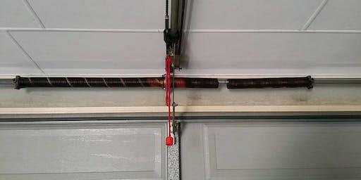 Garage Door Repairs Info Session