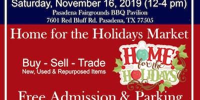 Home For The Holidays Market 2019: Pasadena Trade Days