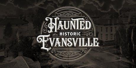 Haunted Historic Evansville (Haynie's Corner Arts District Tour) tickets