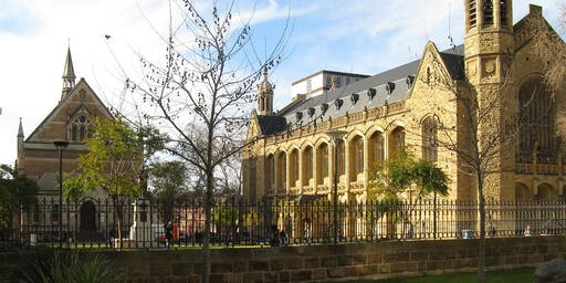 The Conservation of Elder Hall Conservatorium of Music