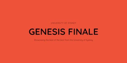 Genesis Finale