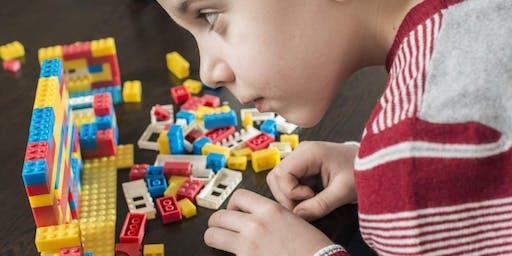 Holiday Lego Club