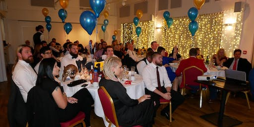Colchester Gladiators Awards Night 2019