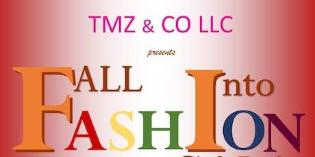 Fall into Fashion Gala tickets