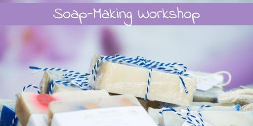 Natural Soap-Making Workshop
