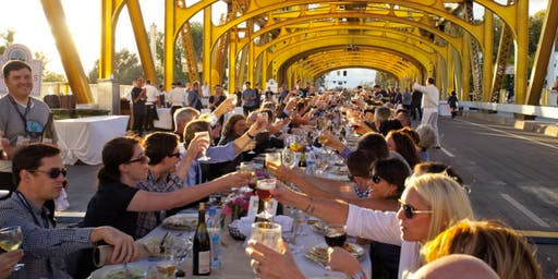 Grapes and Groundbreakers: Wines from the Tower Bridge Dinner