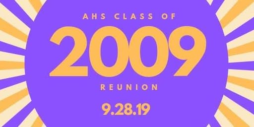 Alvarado High School Class of 2009 Reunion