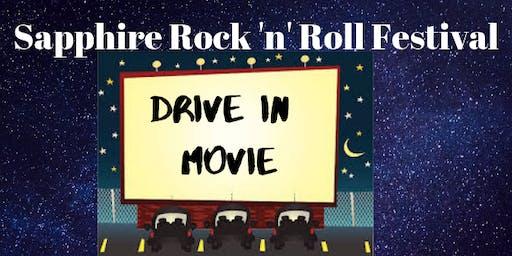 Sapphire Rock 'n' Roll Festival Drive In Movie
