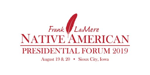Native American Presidential Forum - DAY 1