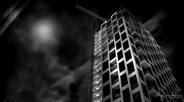 Balance and Light: Urban Landscape  Photography Lecture and Digital Exhibit image