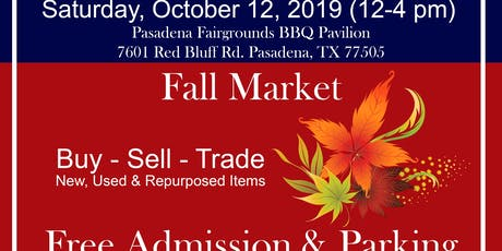 Fall Market at Pasadena Trade Days tickets