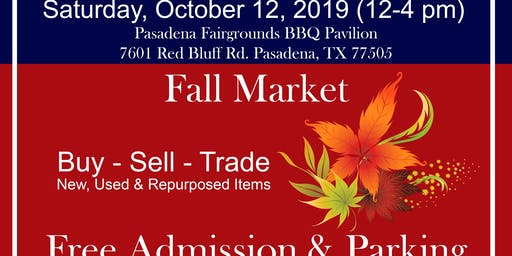 Fall Market at Pasadena Trade Days