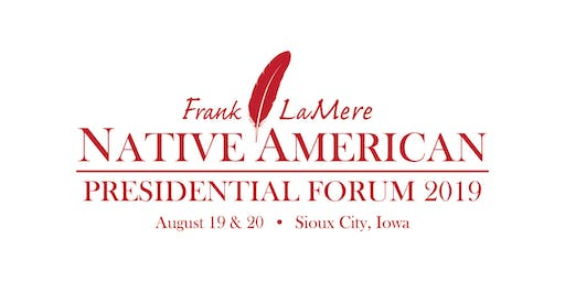 Native American Presidential Forum  - DAY 2