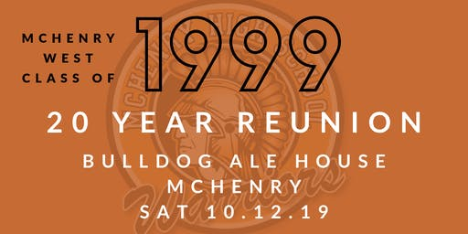 20 Year Reunion: McHenry West Class of '99