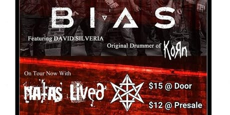 BI-AS Live at The Cache tickets