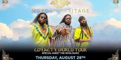 Morgan Heritage w. The Hooliganz