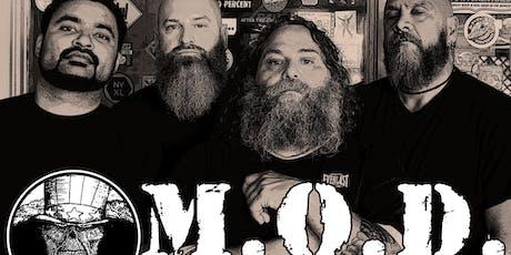 M.O.D tickets