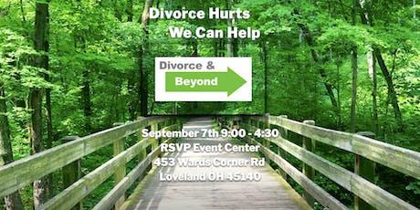 Divorce & Beyond: One Day Seminar (Sept 2019) tickets