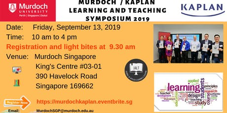 Murdoch-Kaplan Learning and Teaching Symposium 2019 tickets