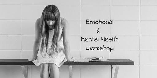 Emotional and Mental Health Health Workshop
