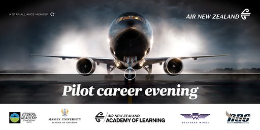 Air New Zealand Pilot Career Evening Auckland - Session One