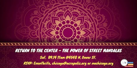 Return to the Center - The Magic of Mandala tickets