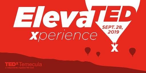 TEDxTemecula 2019: ElevaTEDxperience