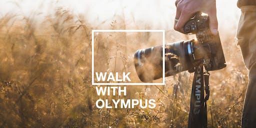 Walk with Olympus: Street (Brisbane)