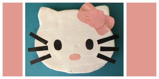 Hello Kitty Clay Creation Workshop (4-9 Years)
