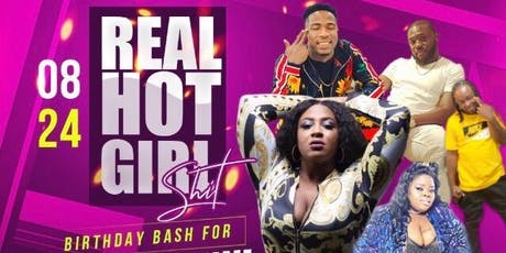 Real HOT Girl S*%# - Joi Giovanni Bday Bash tickets