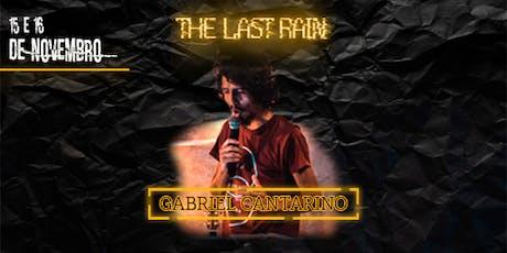THE LAST RAIN ingressos